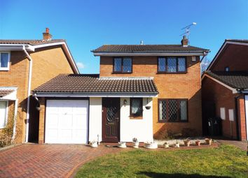 Thumbnail 3 bed detached house to rent in St. Peters Close, Hall Green, Birmingham
