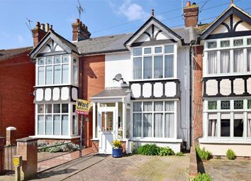 Thumbnail 3 bed terraced house for sale in Hunter Road, Willesborough, Ashford, Kent