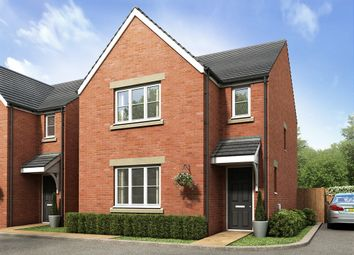 "Thumbnail 3 bed detached house for sale in ""The Hatfield "" at Newlands Drive, Grove, Wantage"