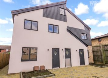 Thumbnail 2 bed flat for sale in Butler Court, Fairfields Drive, Ramsey, Huntingdon