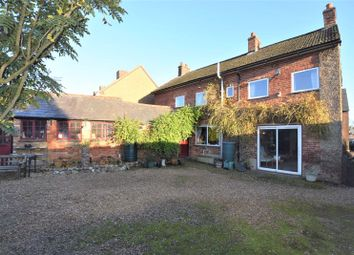Thumbnail 5 bed detached house for sale in Station Road, Toddington, Dunstable
