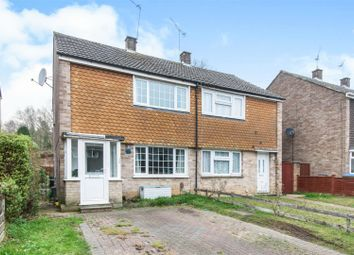 Thumbnail 2 bed semi-detached house for sale in Dale Valley Road, Shirley, Southampton