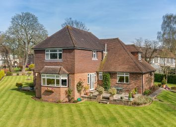 Thumbnail 5 bed detached house for sale in Bushetts Grove, Merstham, Redhill