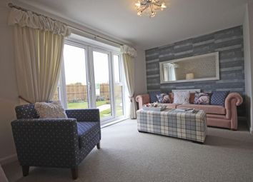 """Thumbnail 3 bed terraced house for sale in """"Barwick"""" at Coulson Street, Spennymoor"""