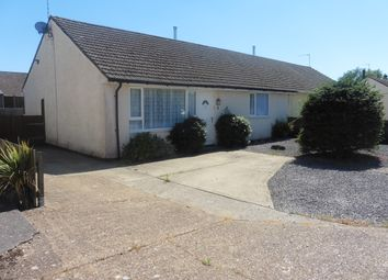 Thumbnail 2 bed semi-detached bungalow for sale in Pine Coombe, Wicken Green, Sculthorpe
