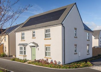 """Thumbnail 4 bedroom detached house for sale in """"Layton"""" at West Yelland, Barnstaple"""