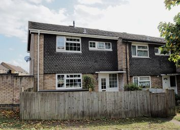 Thumbnail 3 bed end terrace house for sale in Ellice, Letchworth Garden City