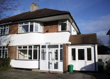 Thumbnail 4 bed detached house to rent in Maple Close, Petts Wood, Orpington