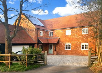 Thumbnail 7 bed detached house for sale in Reading Road, Mattingley, Hook, Hampshire