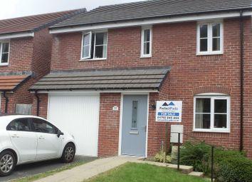 Thumbnail Property for sale in Golwg Y Mynydd, Godergraig, Swansea. 2Dn.