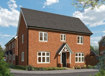 "Thumbnail 3 bed detached house for sale in ""The Spruce"" at Hobnock Road, Essington, Wolverhampton"
