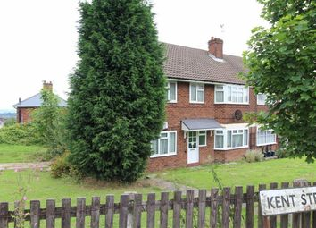 Thumbnail 2 bed flat for sale in Kent Street, Upper Gornal, Dudley