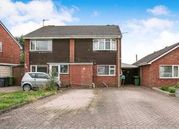 Thumbnail 3 bed semi-detached house for sale in Purcell Avenue, Nuneaton, Warwickshire
