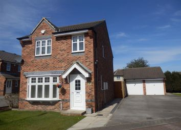 Thumbnail 3 bedroom detached house for sale in Middleham Moor, Leeds