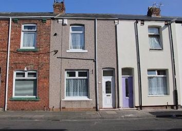 Thumbnail 2 bed terraced house to rent in Marlborough Street, Hartlepool