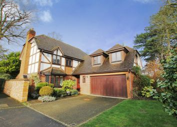 Thumbnail 5 bedroom detached house to rent in The Grange, Midway, Walton-On-Thames