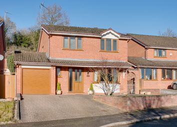 Thumbnail 4 bed detached house for sale in Hollowfields Close, Southcrest, Redditch