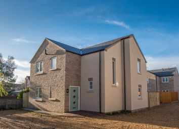 Thumbnail 4 bed detached house for sale in Millers Yard, Station Road, March, Cambridgeshire