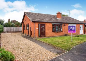 Thumbnail 2 bed semi-detached bungalow for sale in All Saints Close, Spalding