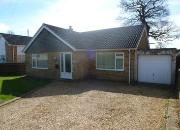 Thumbnail 2 bedroom bungalow to rent in St Edmund Road, Weeting, Brandon