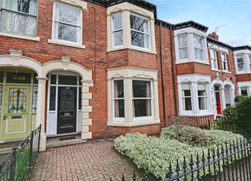 Thumbnail 3 bedroom terraced house for sale in Marlborough Avenue, Princes Avenue, Hull, East Yorkshire