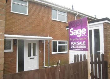 Thumbnail 3 bed terraced house for sale in Brookside, St. Dials, Cwmbran