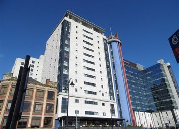 Thumbnail 1 bed property to rent in Landmark Place, Churchill Way, Cardiff