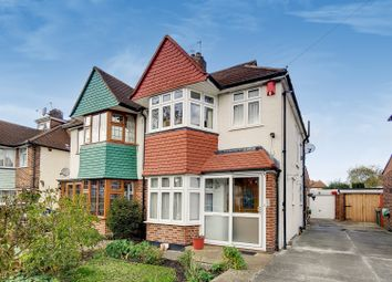 Thumbnail 4 bed semi-detached house for sale in Daneswood Avenue, London