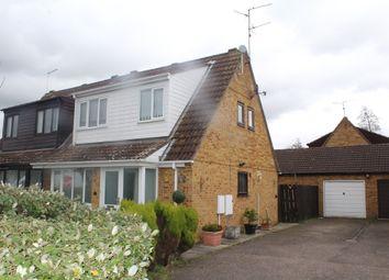 Thumbnail 3 bed semi-detached bungalow for sale in Lavington Grange, Parnwell, Peterborough