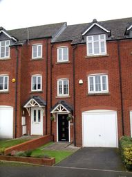 Thumbnail 4 bed town house for sale in The Green, Hyde