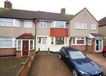 Thumbnail 3 bed terraced house for sale in Rosebery Avenue, Sidcup