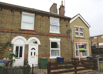 Thumbnail 2 bedroom end terrace house for sale in Station Road, March