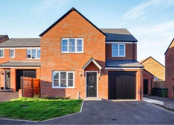 Thumbnail 4 bed detached house for sale in Whitney Drive, Yaxley
