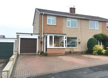 Thumbnail 3 bed semi-detached house to rent in Chapel Lands, Alnwick, Northumberland