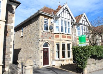 Thumbnail 4 bed semi-detached house for sale in Charlton Road, Keynsham