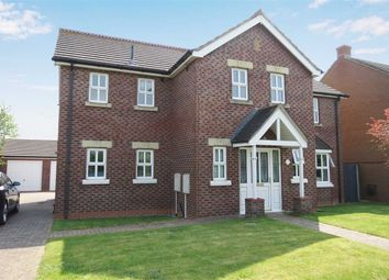 Thumbnail 4 bed detached house for sale in Spire View, Sleaford