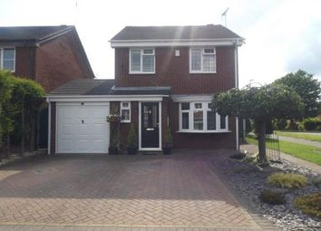 Thumbnail 3 bed detached house for sale in Jay Park Crescent, Kidderminster, Worcestershire