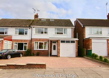 Thumbnail 5 bedroom semi-detached house for sale in Wolverton Road, Mount Nod, Coventry