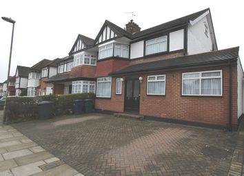 Thumbnail 6 bed semi-detached house for sale in Highview Avenue, Edgware, Greater London.
