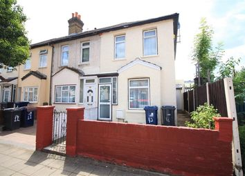Thumbnail 3 bedroom end terrace house for sale in Gordon Road, Southall