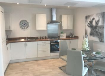 Thumbnail 1 bed flat for sale in Kestrel Way, Perth