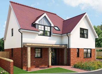 Thumbnail 4 bed detached house for sale in Hunston Road, Hunston
