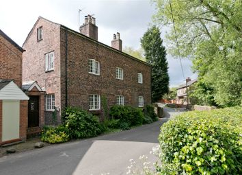 Thumbnail 3 bed semi-detached house for sale in Pepper Street, Mobberley, Knutsford, Cheshire