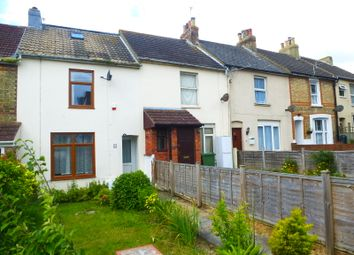 Thumbnail 3 bedroom terraced house for sale in Mount Pleasant Road, Folkestone
