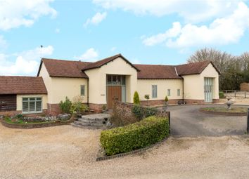 Thumbnail 4 bed detached house for sale in Tindon End, Wimbish, Nr Saffron Walden, Essex