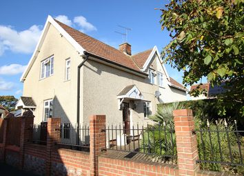 Thumbnail 3 bed semi-detached house for sale in St Peters Close, Claydon, Ipswich, Suffolk