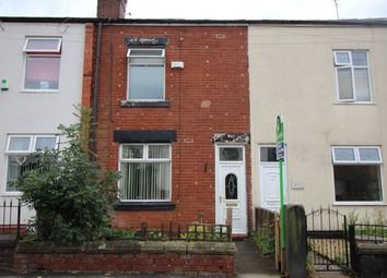 Thumbnail 2 bedroom terraced house for sale in Moorside Road, Swinton, Manchester