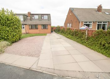 Thumbnail 4 bedroom semi-detached bungalow for sale in Ennerdale Close, Little Lever, Bolton