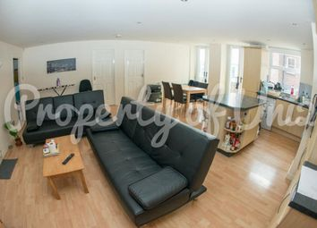 Thumbnail 3 bed flat to rent in Barker Gate, City Centre, Nottingham