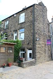 Thumbnail 1 bed end terrace house for sale in Hall Street, Oakworth